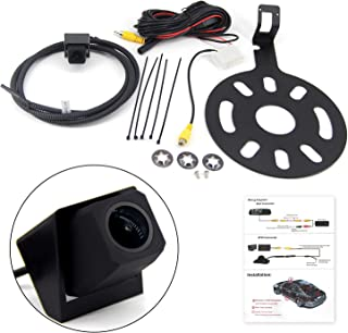 $58 » FEXON Backup Reverse Rear View Spare Tire Mount Camera Replacement for Jeep Wrangler 2007-2018 JK for Aftermarket and Fact...