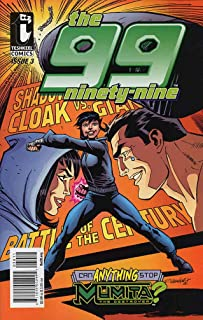 99, The #3 VF/NM ; Teshkeel comic book