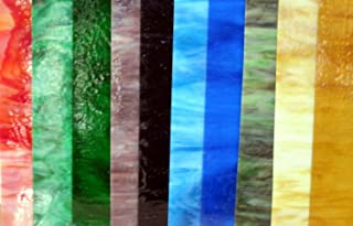 20 Sheets SPECTRUM Stained Glass 3mm (4