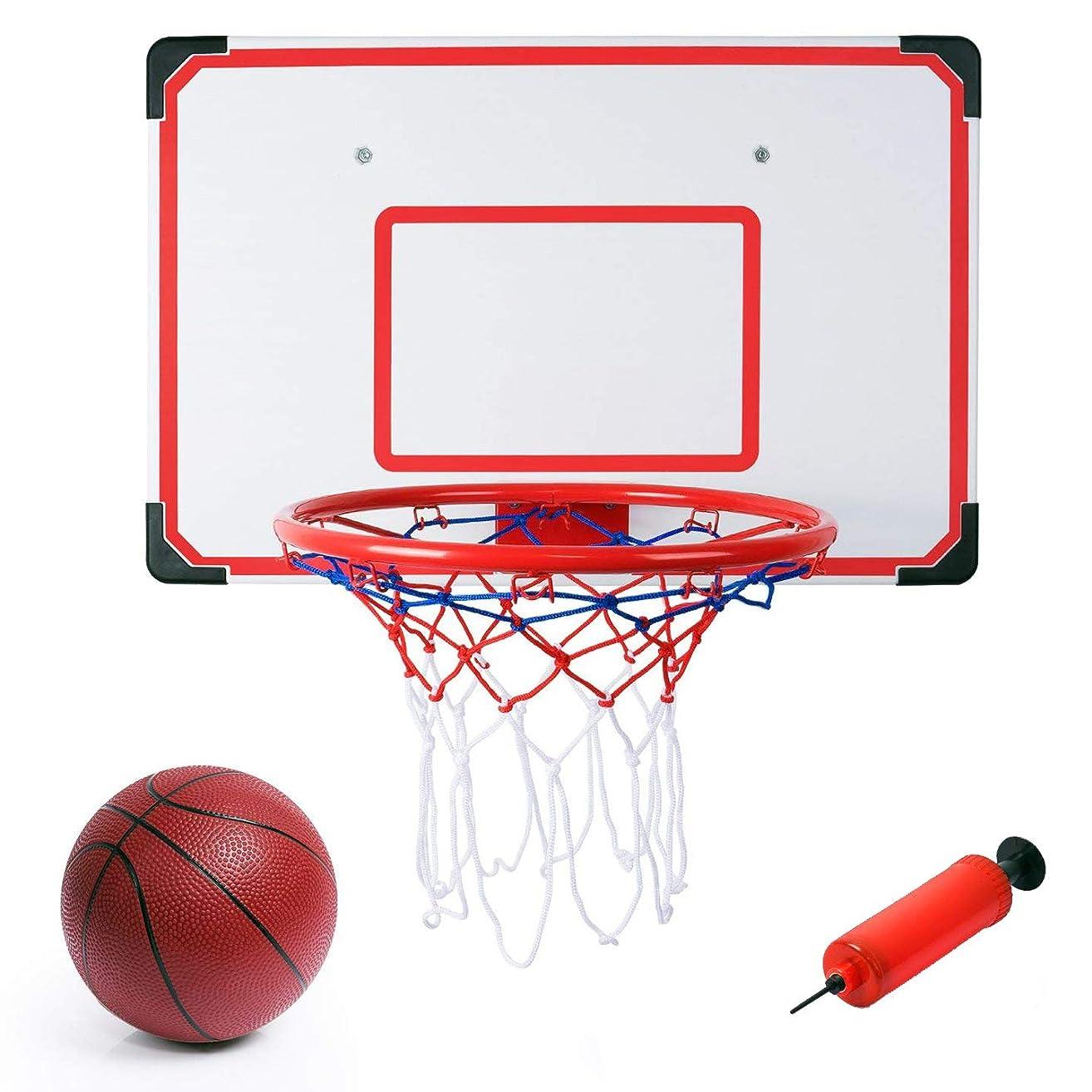 Liberty Imports Indoor/Outdoor XL Big Basketball Hoop Set - 27