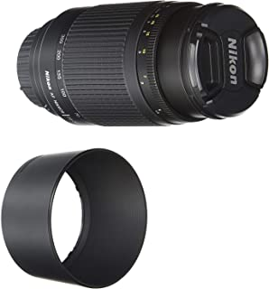 Nikon 70-300 mm f/4-5.6G Zoom Lens with Auto Focus for Nikon DSLR Cameras (Renewed)