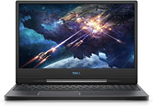 "2019 Dell G7 15.6"" FHD Gaming Laptop Computer, 9th Gen Intel Hexa-Core i7-9750H up to 4.5GHz, 16GB DDR4 RAM, 1TB HDD + 256..."