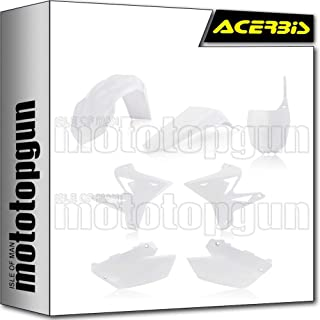 ACERBIS 0023488.030 RESTYLING KIT BLANCO COMPATIBLE CON YAMAHA YZ 125 2011 11 2012 12 2013 13