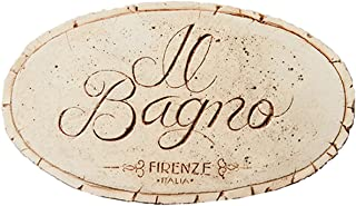 Best italian bathroom signs Reviews