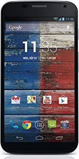Motorola Moto X Black - No Contract Phone (U.S. Cellular)