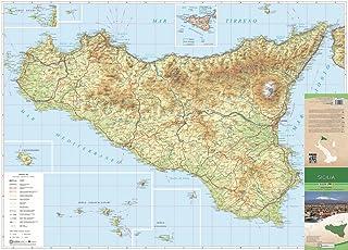 Cartina Stradale Sicilia Orientale.Emulsione Appendere Fagioli Verdi Cartina Stradale Sicilia Orientale Amazon Settimanaciclisticalombarda It