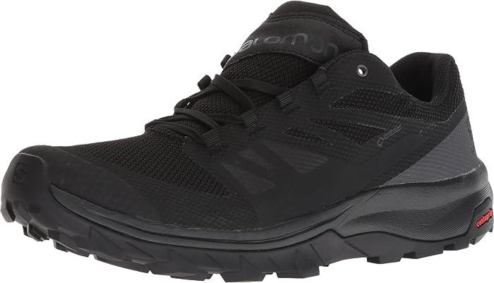 salomon outline gtx womens hiking shoes 90