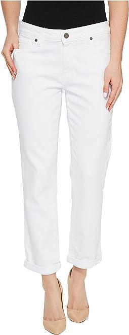 Brigitte in Optic White