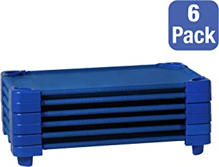 Sprogs Stackable Toddler Daycare Cot SPG-0232-5 (Pack of 6) - 40