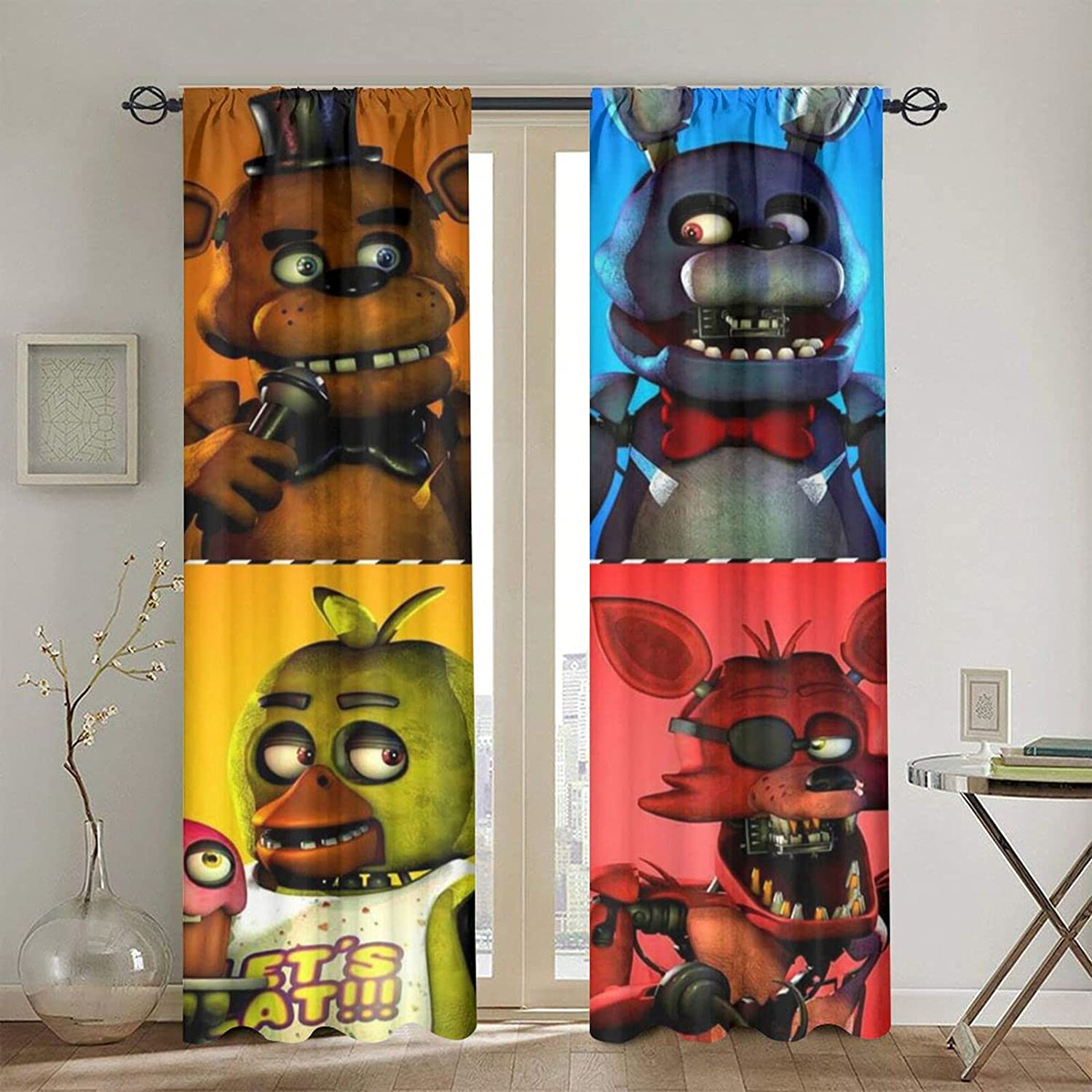 Five Nights Manufacturer regenerated product at outlet Fred-Dy'S for Insulated Thermal Curtains