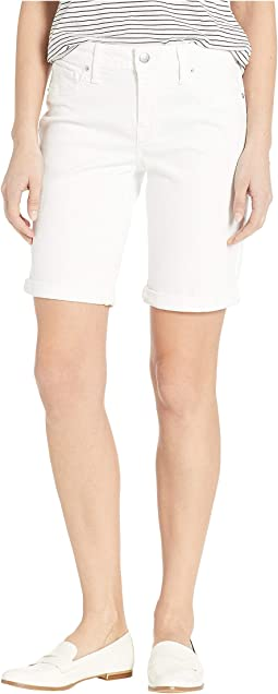 Bermuda Shorts in White