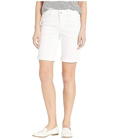 Lucky Brand Bermuda Shorts in White (White) Women