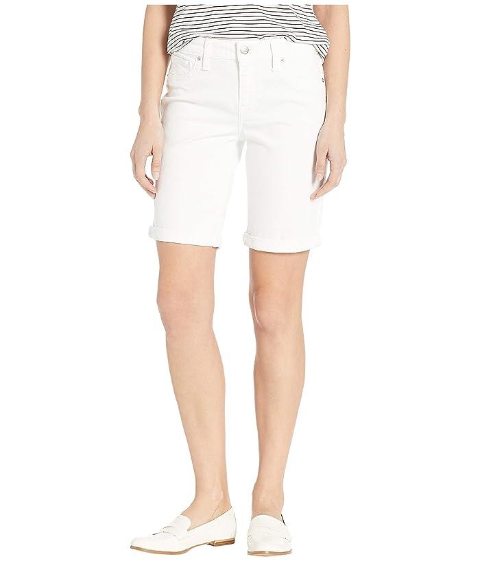 Lucky Brand  Bermuda Shorts in White (White) Womens Shorts