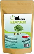 organic henna and indigo powder