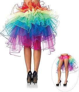 Pixnor - Gonna lunga a coda, abito, gonna, tutù, stile arcobaleno