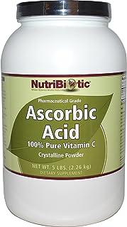Nutribiotic Ascorbic Acid Powder, 5 Pound