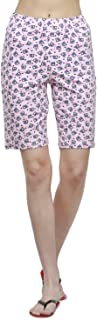 Bongio Womens Knit Short Printed (Large)