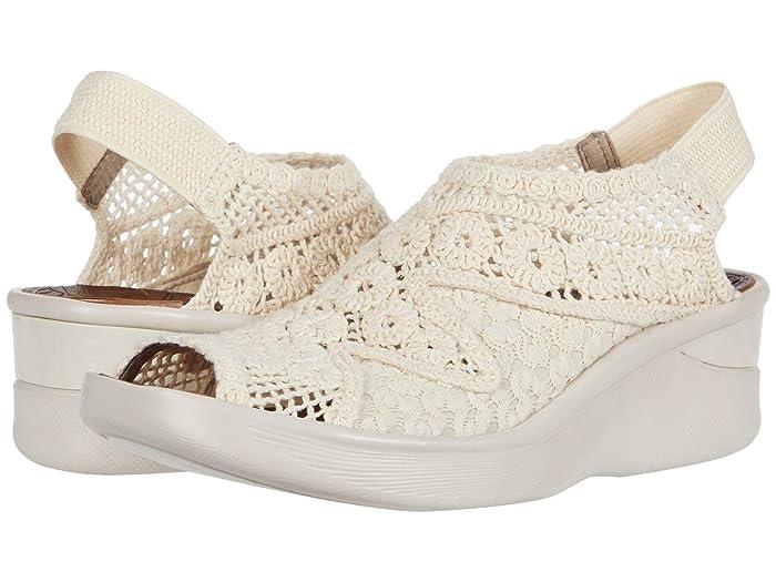 Bzees  Surprise (Almond Milk Macrame) Womens Shoes