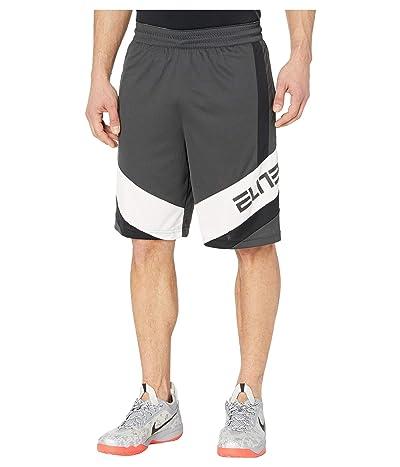 Nike Dry Elite Shorts Block (Dark Smoke Grey/Dark Smoke Grey/Black) Men