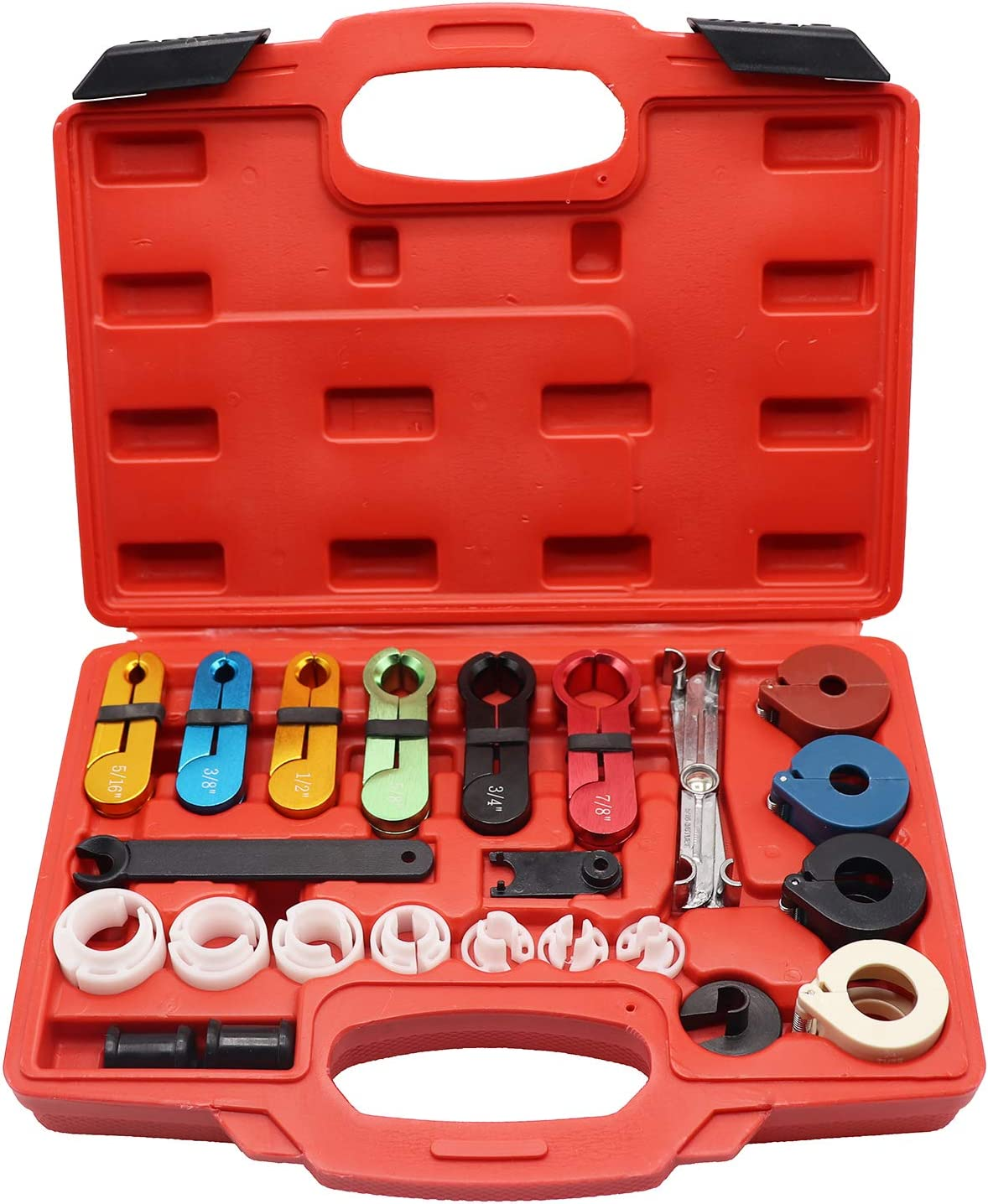 YOTOO Master Quick Disconnect Tool Kit 22pcs Fuel Excellent Line for safety Autom