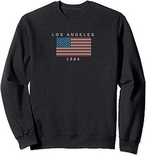 los angeles 1984 shirt