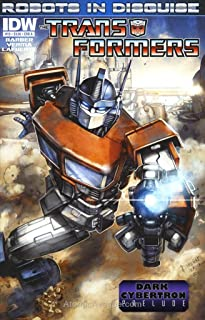 Transformers, The: Robots in Disguise #19A VF/NM ; IDW comic book