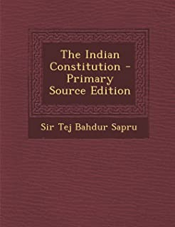 The Indian Constitution