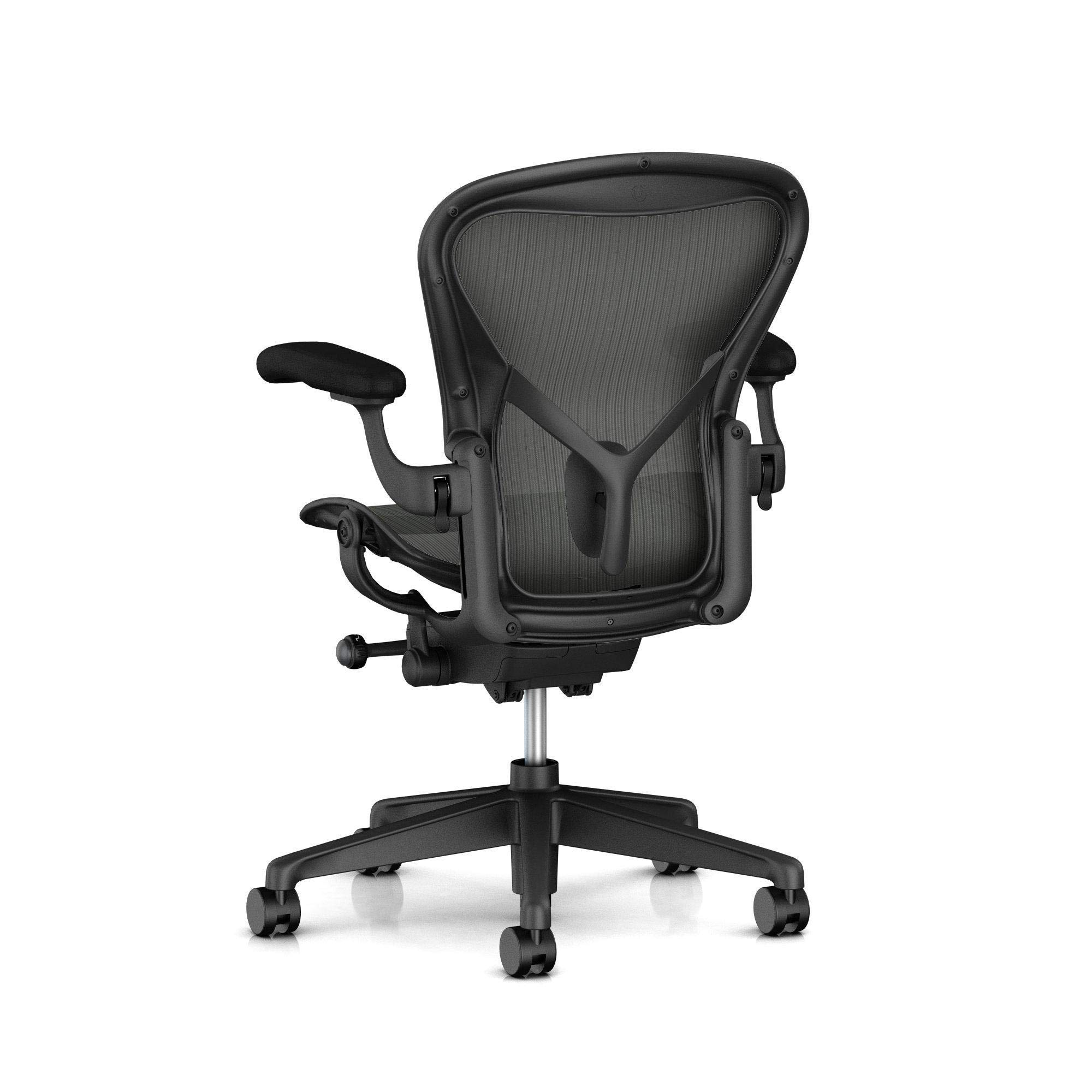 Herman Miller Aeron Remastered Chair Size B: Buy Online at Best
