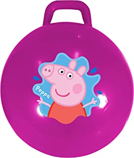 What Kids Want Peppa Pig 15in Hopper Ball in a Box