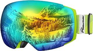 Best uvex ski goggles Reviews