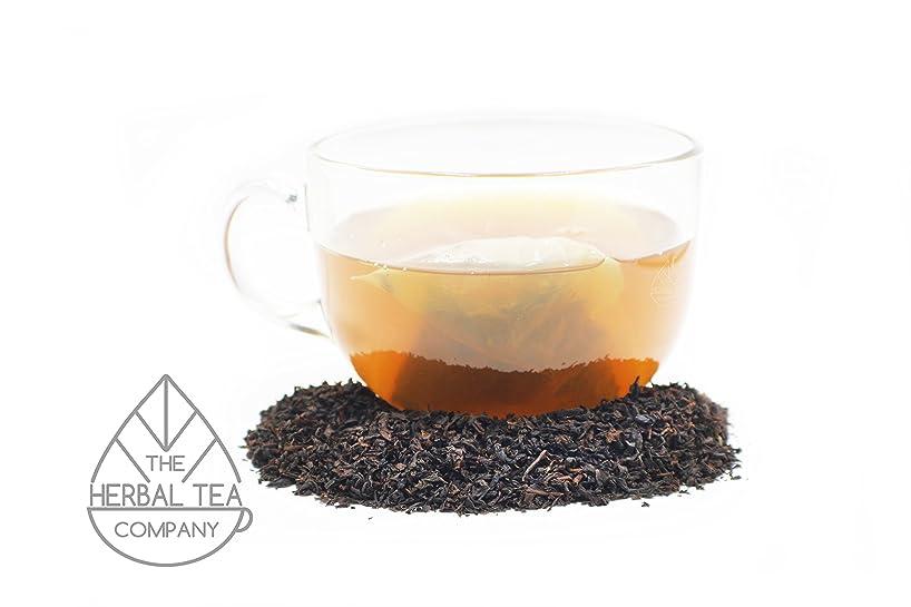 Purple Corn Flour Tea Vanilla Tea Blend Tea Bags Organic With Lemon Flavour 25 Pack