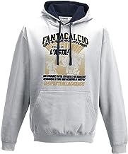KiarenzaFD Hoodie Bico Fantasy League Soccer Market Formation Players Sport Uomo