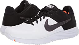 a8c3823a48de9 Nike. Alpha Huarache Elite 2 Turf.  80.00. 4Rated 4 stars. White Thunder  Grey Black