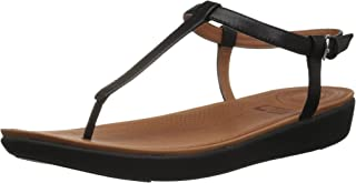 FitFlop Women's Tia Toe-Thong Sandals-Leather