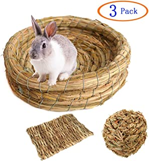 hay rabbit bedding