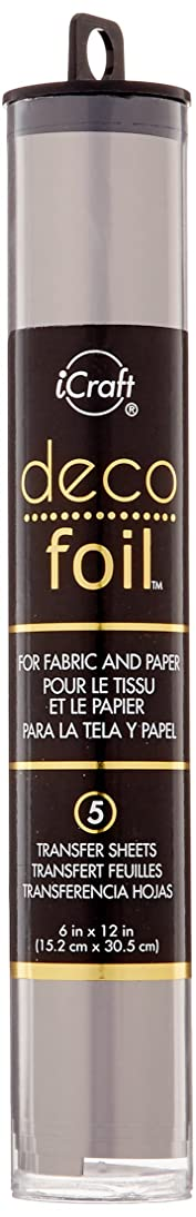Deco Foil, 5 Transfer Sheets, 6