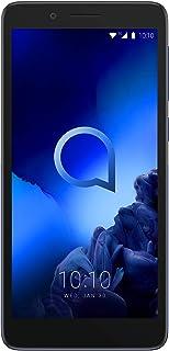 Alcatel 1C 2019 Sim Free Unlocked UK Smartphone 18:9 Display 8GB Dual Sim- Blue