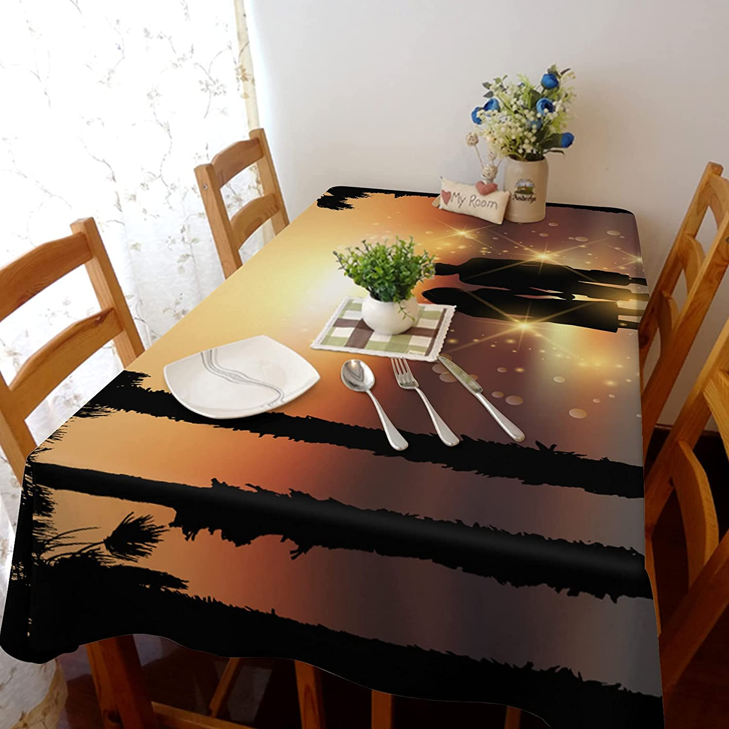 favorite Cotton Don't miss the campaign Linen Tablecloth for Weddings Anti Stretch Wr Restaurants