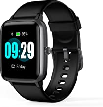 Updated Version Smart Watch for Android iOS Phone, SKYGRAND Activity Fitness Tracker Watches Health Exercise Smartwatch with Heart Rate, Sleep Monitor Compatible with Samsung Apple iPhone