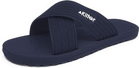 Kilter Axis Herren Slide Sandalen Badeschuhe