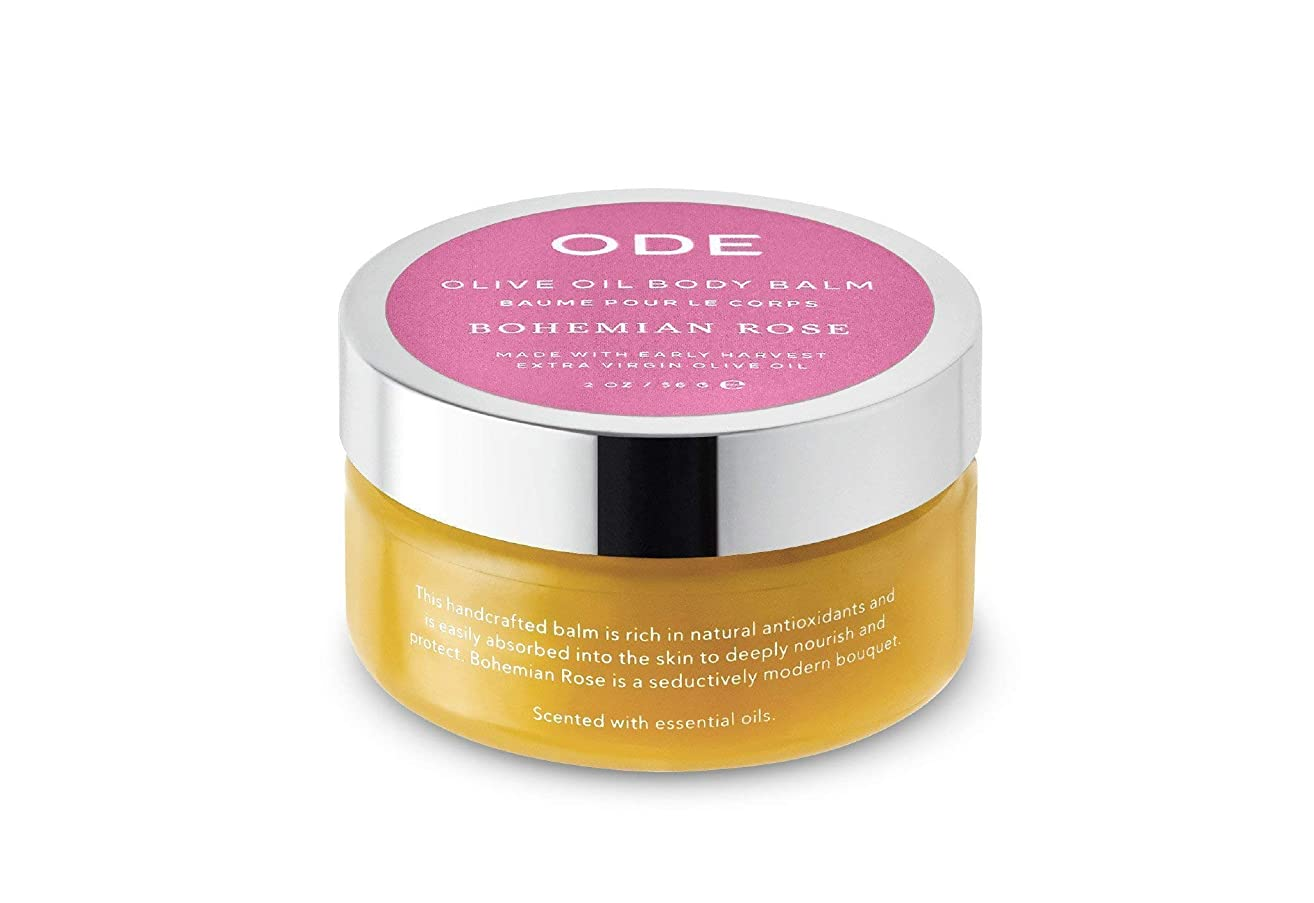 ODE natural beauty - Bohemian Rose Olive Oil Body Balm