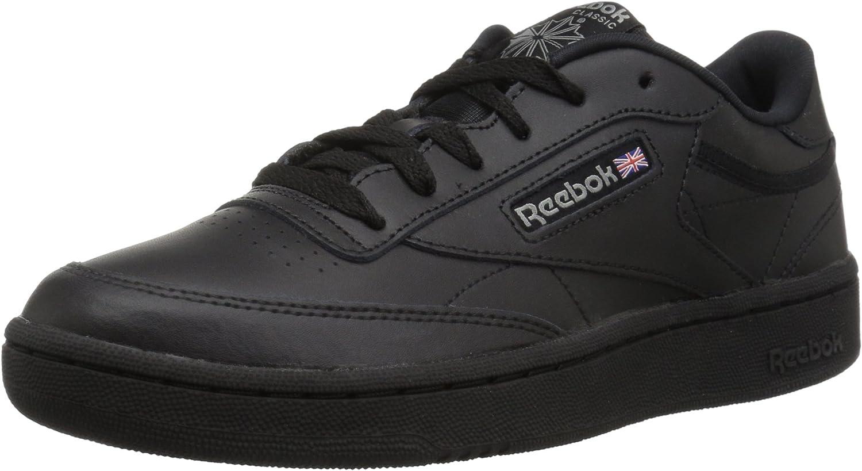Reebok Unisex-Child Club C 85 Kids Sneaker