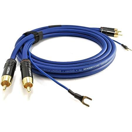 Nf Phonokabel 2 5m Geschirmte Audiosignalleitung Elektronik