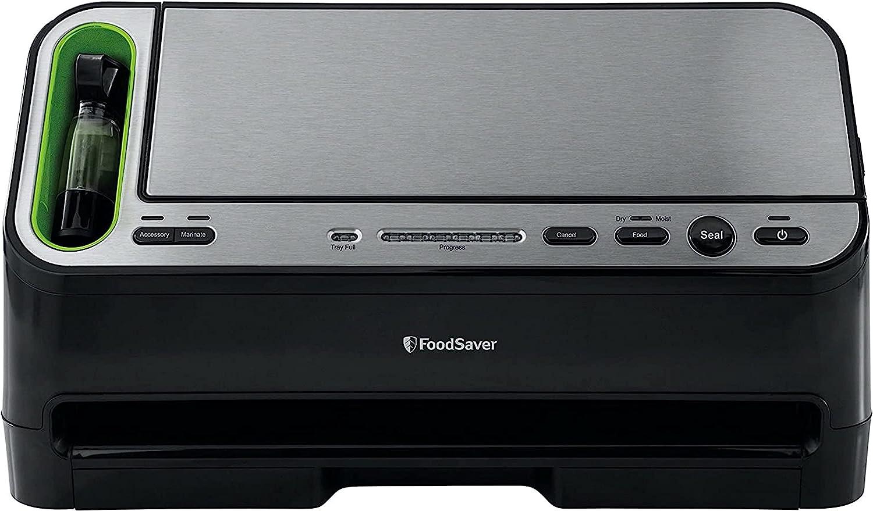 FoodSaver V4400 2-in-1 Vacuum Sealer Machine $116.69 Coupon