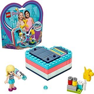 LEGO Friends - Caja Corazón de Verano de Stephanie Nuevo juguete de construcción (41386)
