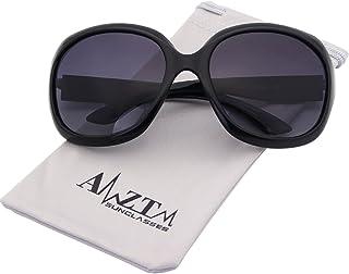 AMZTM Classic Oversized Polarized Women Sunglasses...