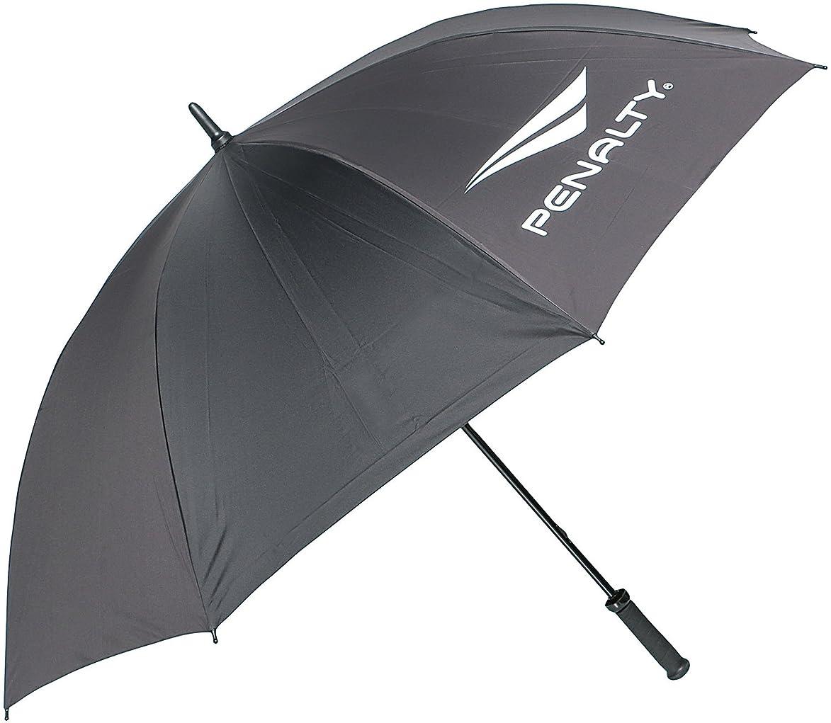 鹿悪化させる指令PENALTY(ペナルティ) アンブレラ (専用ケース付属) UV加工 日傘 晴雨兼用 ビッグサイズ ブラック PE5540