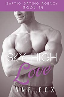 Sky High Love (Zaftig Dating Agency Book 54)