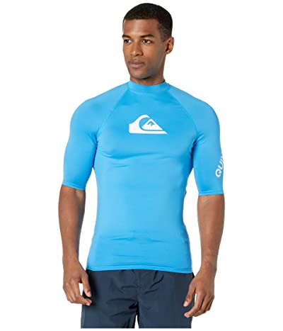 Quiksilver All Time Short Sleeve Rashguard Men