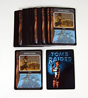 Lot of (50) 2000 Precendence Lara Croft Tomb Raider CCG Promo Card (#225) Nm/Mt